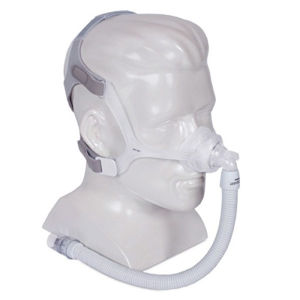 Wisp Nasal Mask with Silicone Frame